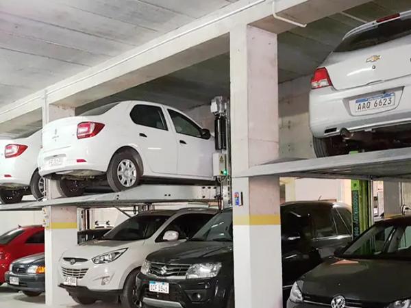 EcoPark: líderes en estacionamientos verticales