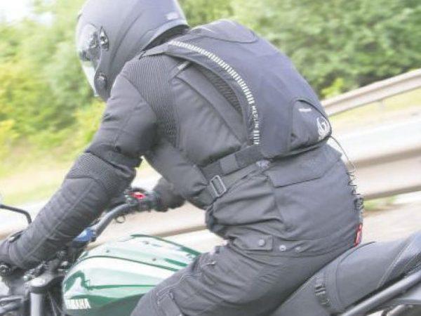 Airbag para motos: el novedoso elemento de seguridad que reduce las muerte de motociclistas en accidentes